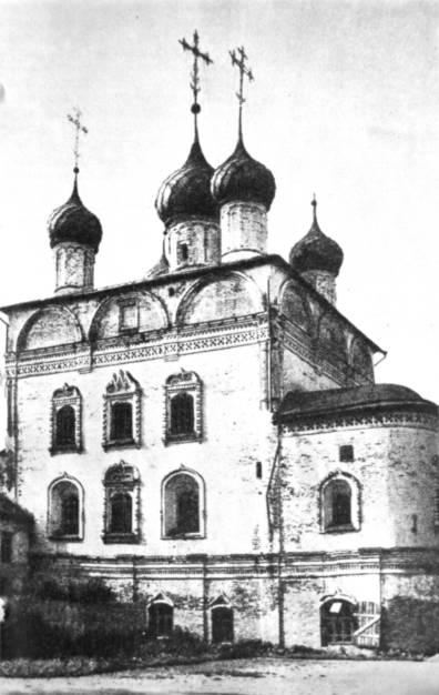 Вязниковский монастырь