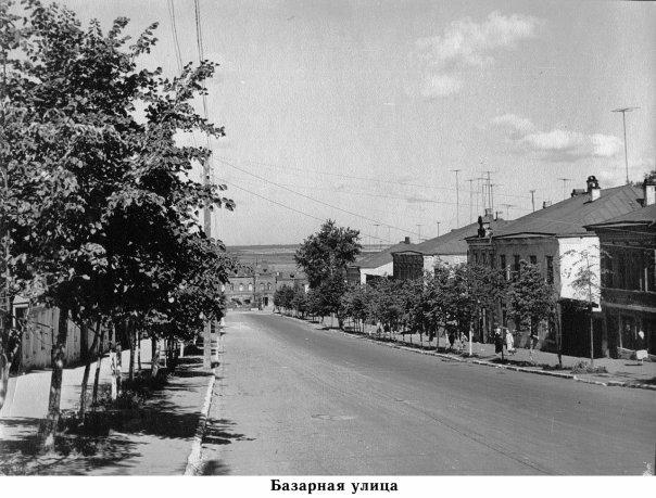 Ковров. Базарная улица