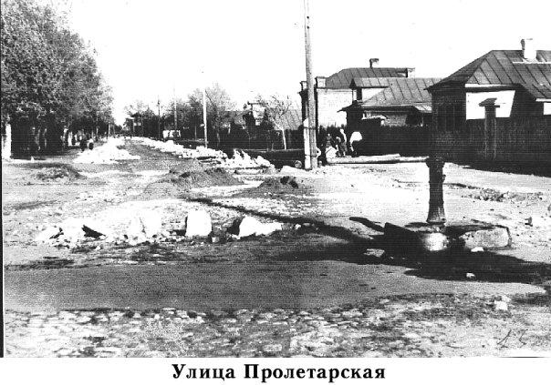Ковров. Улица Пролетарская