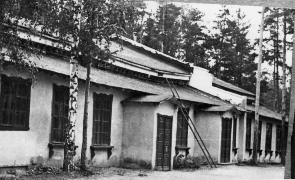 Старые дома на Вербовском 3