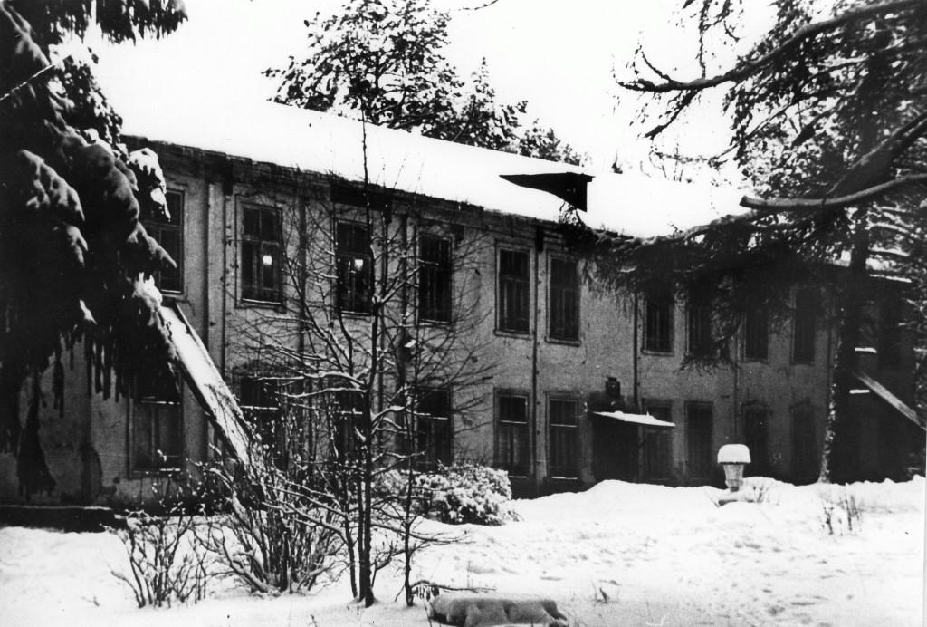 Старые дома на Вербовском 4