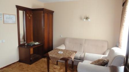 Гостиница Мономах во Владимире - люкс