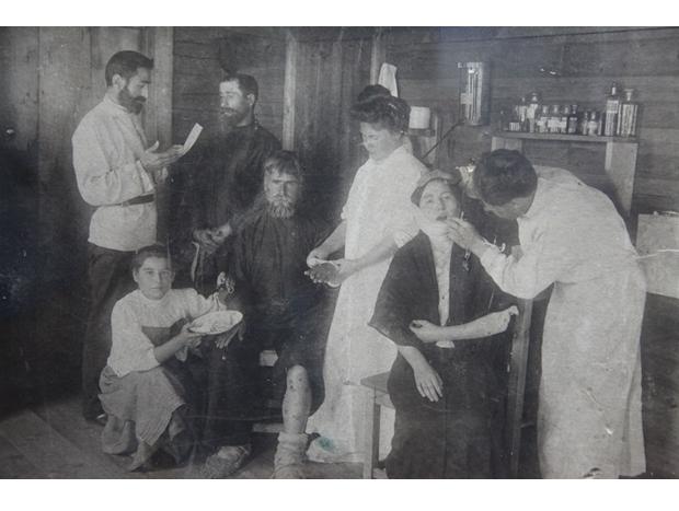 Медицина в конце 19 века