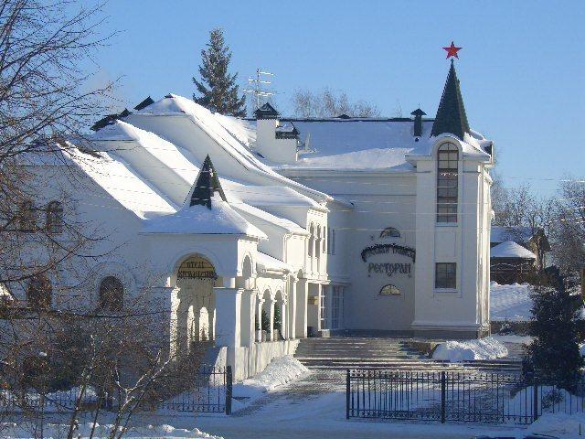 Отель Кремлевский в Суздале главная