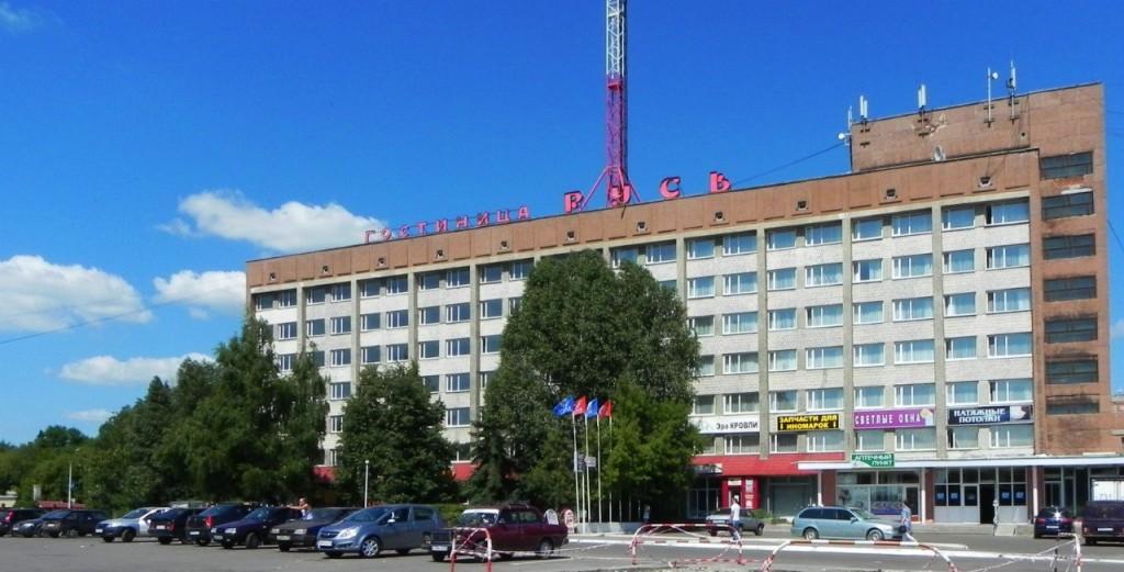 Гостиница Русь в Муроме