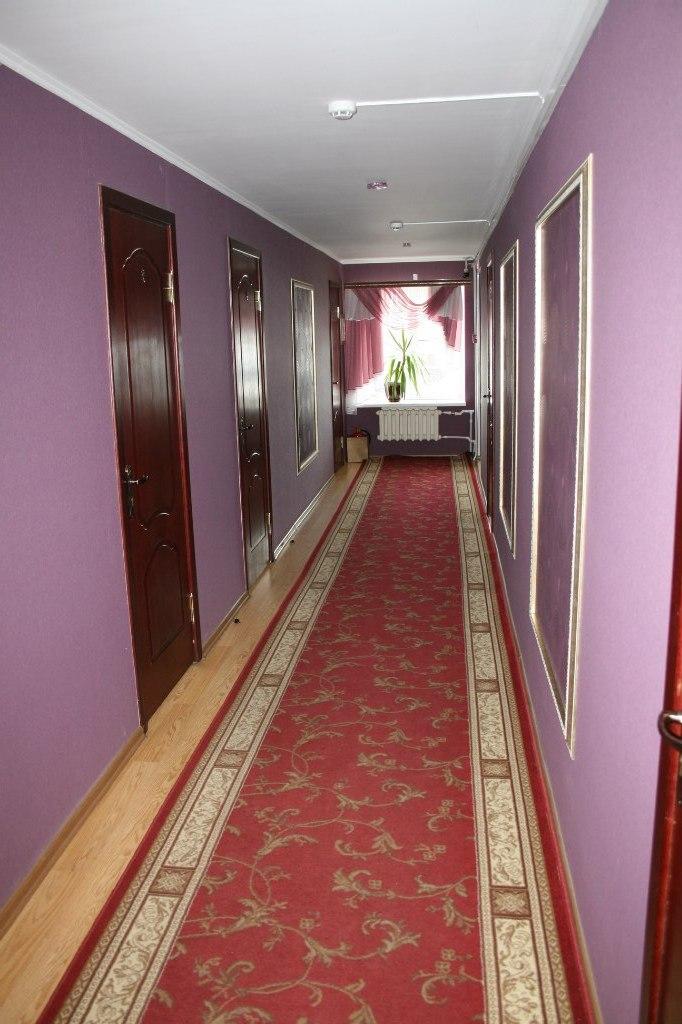 Гостинично-ресторанный комплекс Вирсавия 10. Холл гостиницы