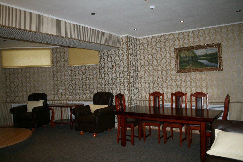 Гостинично-ресторанный комплекс Вирсавия 14. Команта отдыха в сауне