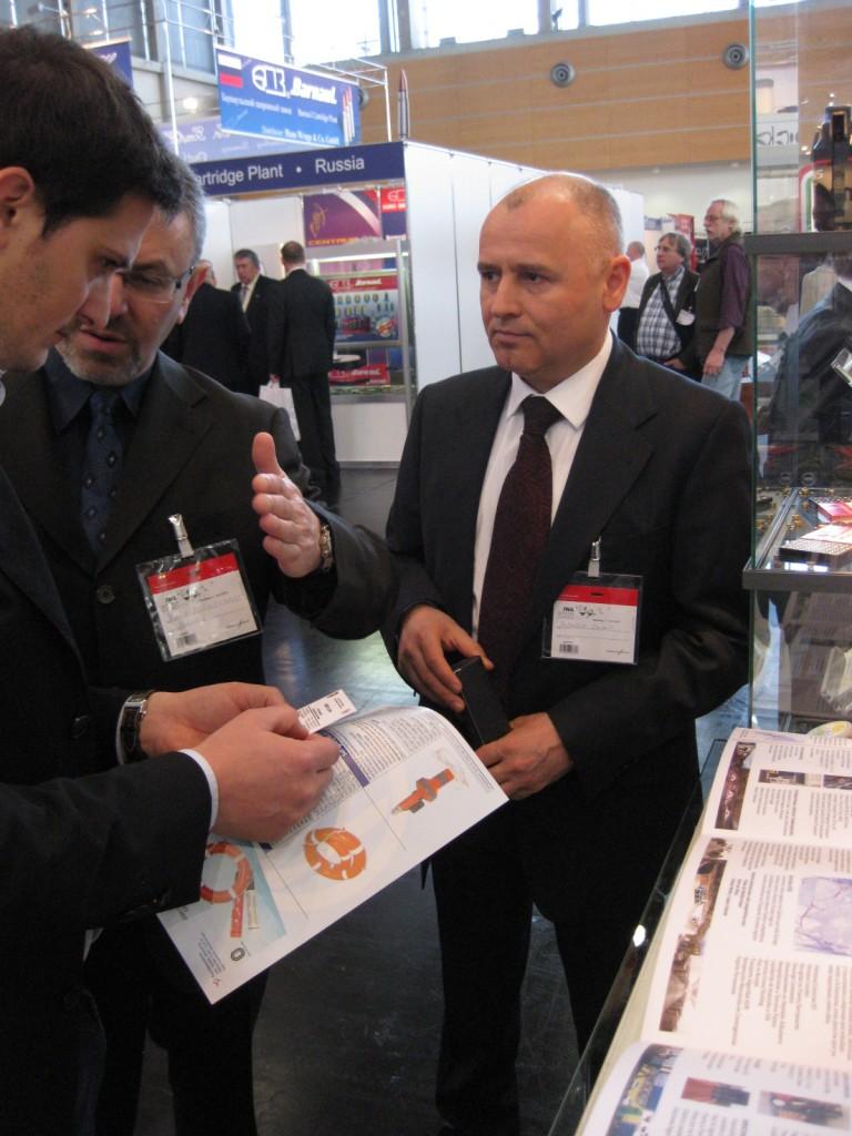 Муромский приборостроительный завод на выставке IWA-2014 03