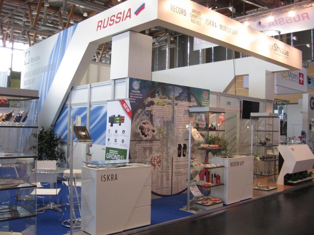 Муромский приборостроительный завод на выставке IWA-2014 04