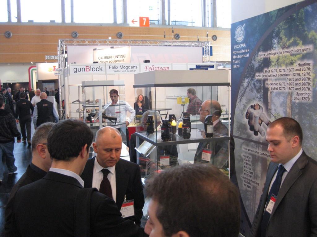 Муромский приборостроительный завод на выставке IWA-2014 05