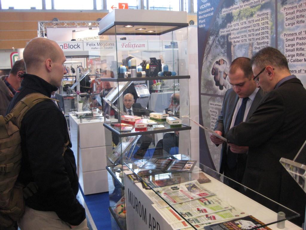 Муромский приборостроительный завод на выставке IWA-2014 06