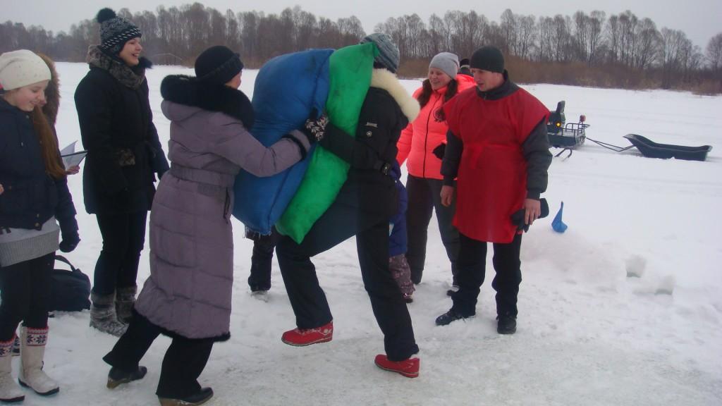 Олимписйский задор на турбазе Спутник 20