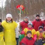 Олимписйский задор на турбазе Спутник 66