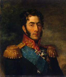 Портрет П. И. Багратиона