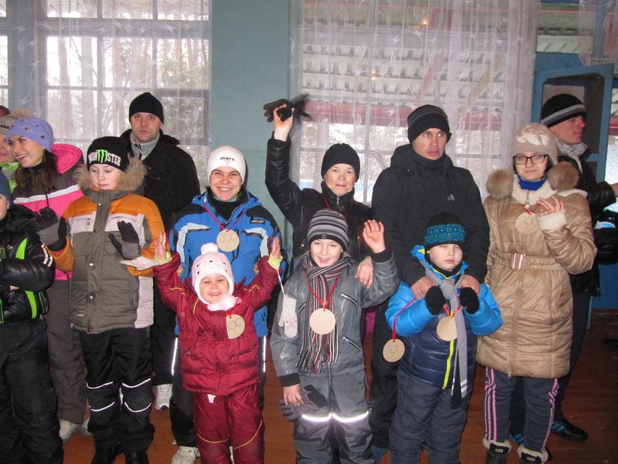 Праздник Олимпийский Задор в Меленковском районе_001
