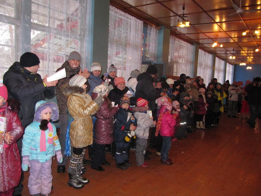Праздник Олимпийский Задор в Меленковском районе_005