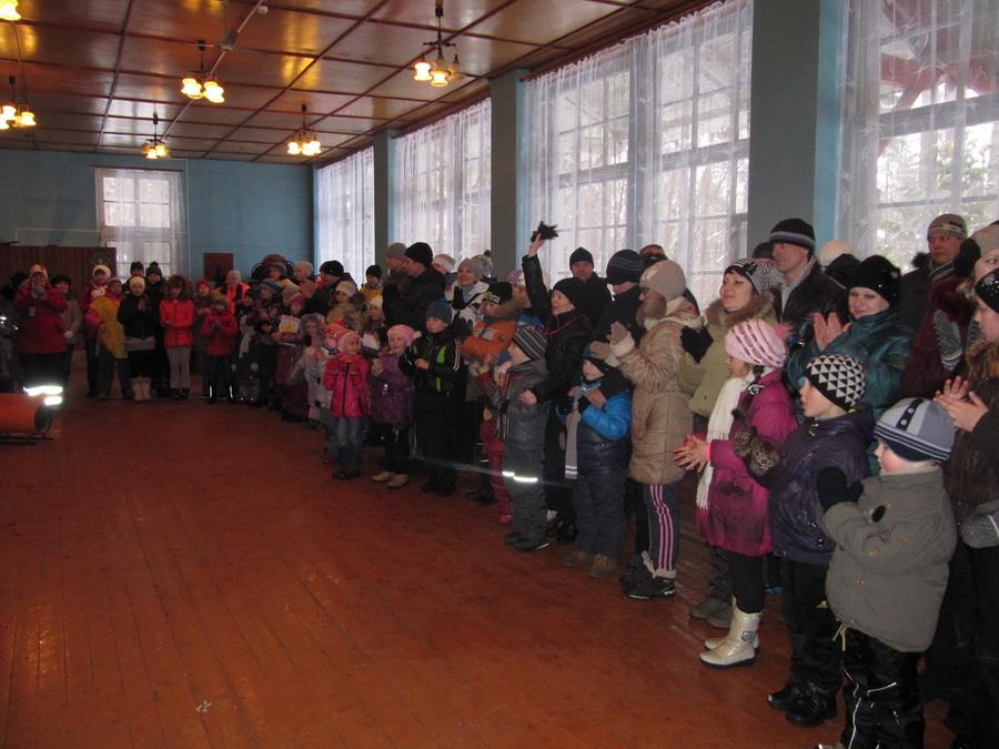 Праздник Олимпийский Задор в Меленковском районе_020