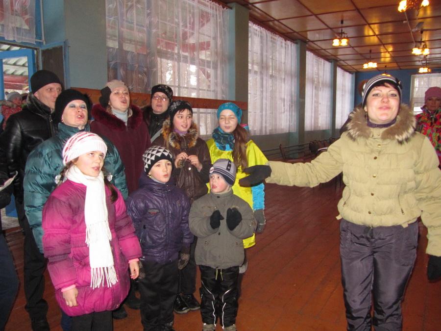 Праздник Олимпийский Задор в Меленковском районе_026