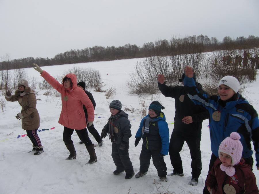 Праздник Олимпийский Задор в Меленковском районе_046