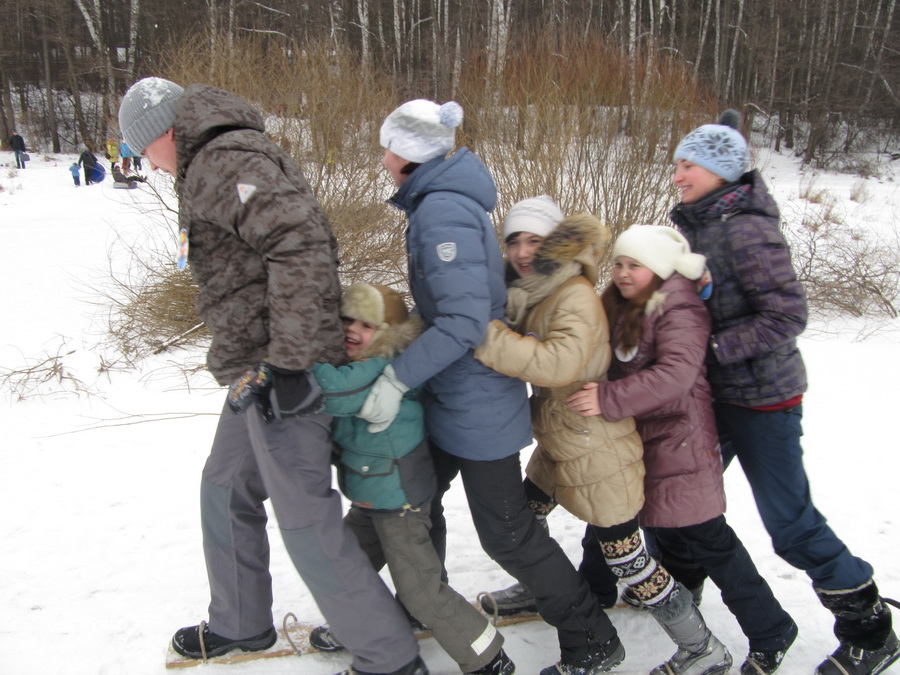 Праздник Олимпийский Задор в Меленковском районе_066