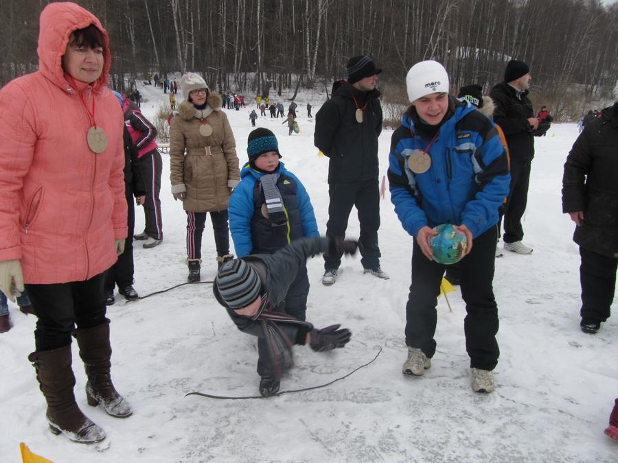 Праздник Олимпийский Задор в Меленковском районе_073