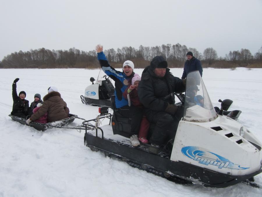Праздник Олимпийский Задор в Меленковском районе_077