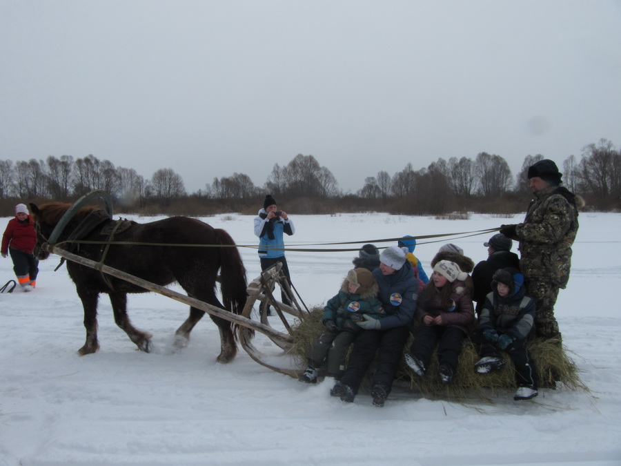 Праздник Олимпийский Задор в Меленковском районе_088