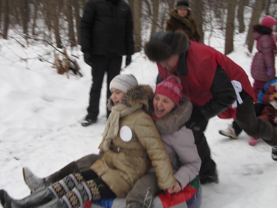 Праздник Олимпийский Задор в Меленковском районе_095