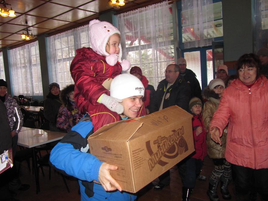 Праздник Олимпийский Задор в Меленковском районе_100