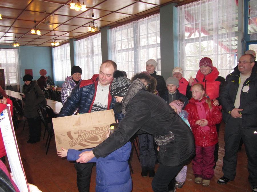 Праздник Олимпийский Задор в Меленковском районе_101