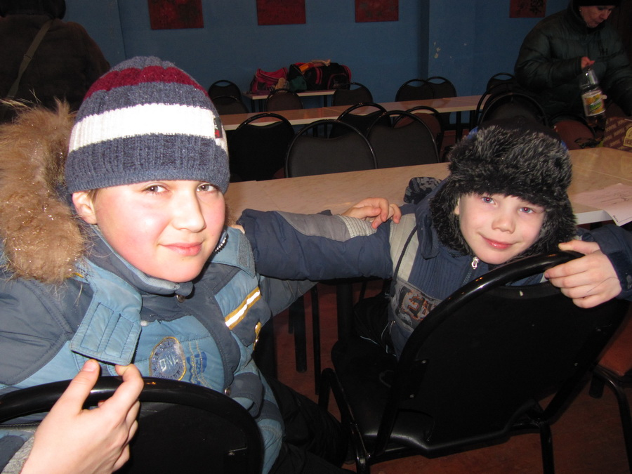 Праздник Олимпийский Задор в Меленковском районе_105