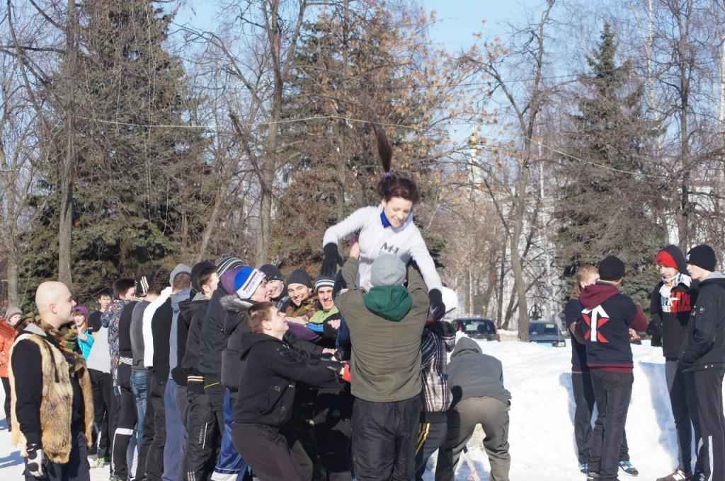 Русские забавы (Трезвый город. Муром)