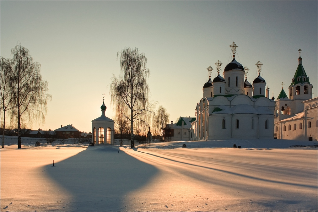 Спасо-Преображенский монастырь 01