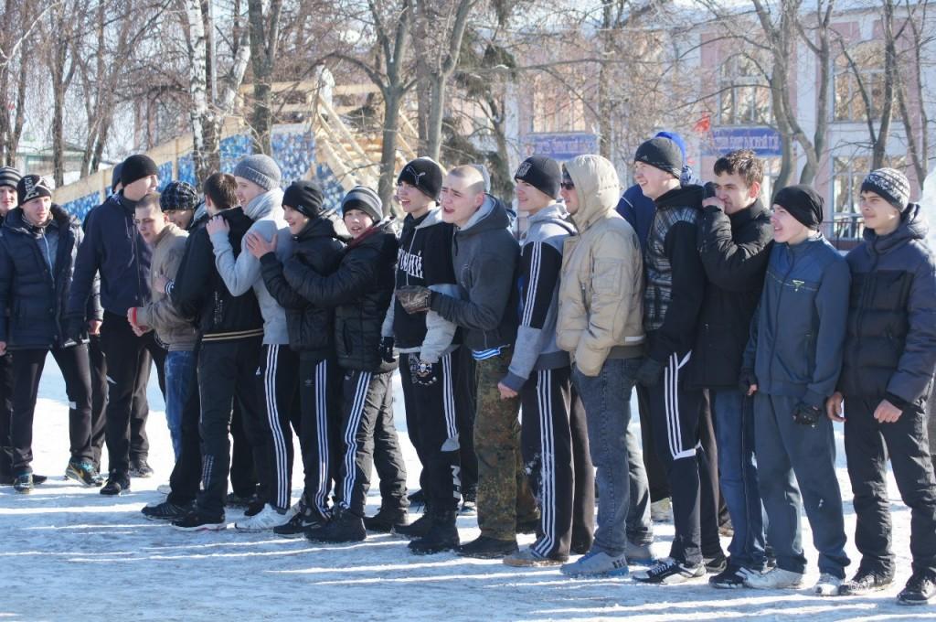 Трезвый город - Руская пробежка в Муроме в ноябре 2013 003