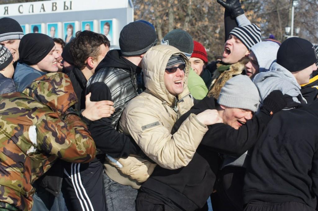 Трезвый город - Руская пробежка в Муроме в ноябре 2013 005