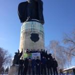 Трезвый город - Руская пробежка в Муроме в ноябре 2013 010