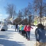 Трезвый город - Руская пробежка в Муроме в ноябре 2013 013