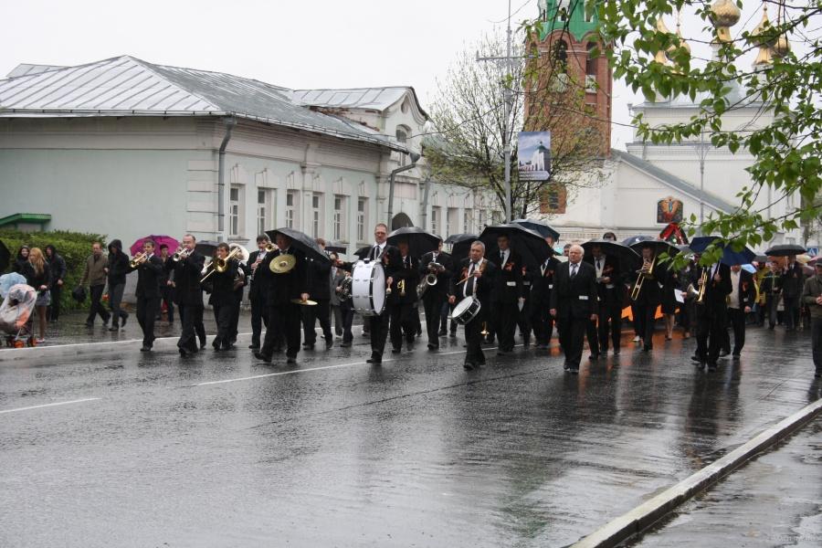 День Победы в Муроме (9 мая)