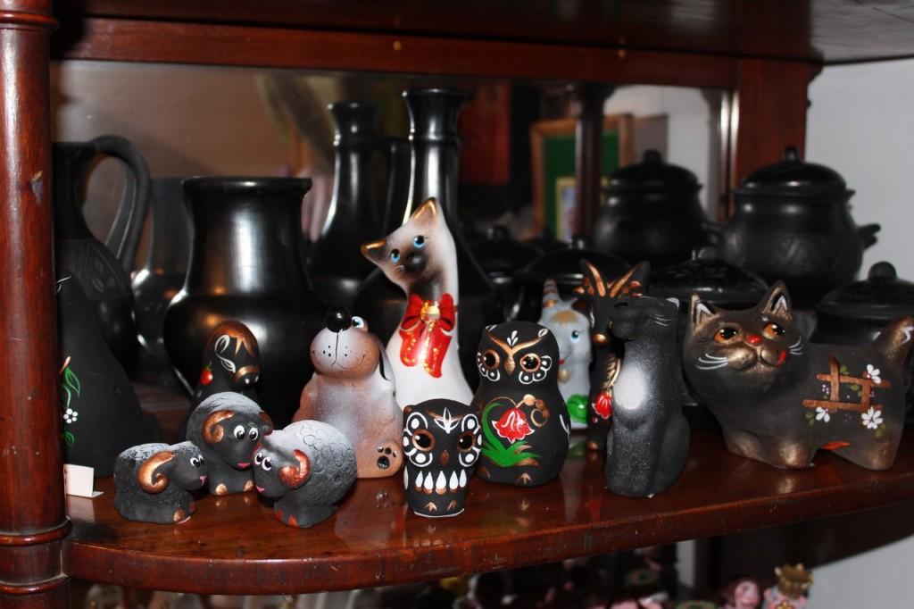 Муромские сувениры - фигурки
