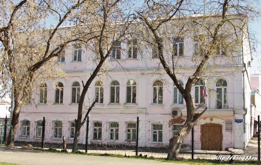 Муром, Площадь Крестьянина, 6. Памятник истории регионального значения