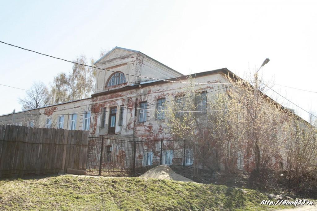 Муром, ул. Тимирязева, 2. Дом купца Мяздрикова, 1830 г.