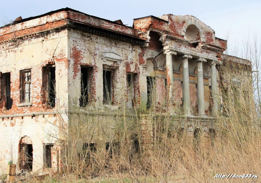 Муром, ул. Тимирязева, 3. Дом купца Каратыгина, 1840 г.  (регионального значения)