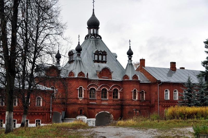 Смоленско-Зосимова пустынь (Александровский район)