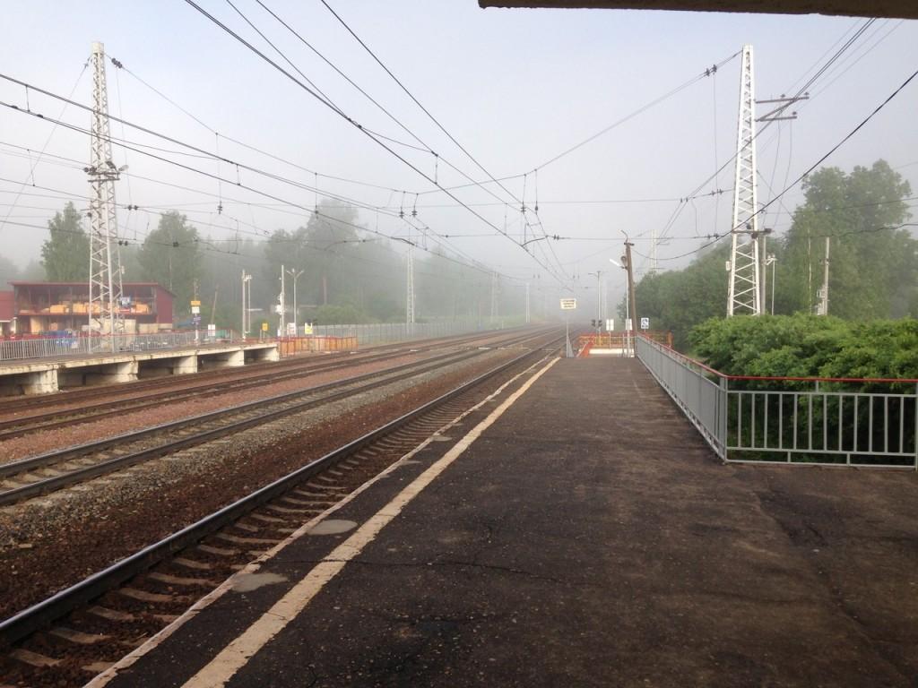 Станция Арсаки