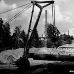 Строительство нового моста через Вербовку 01