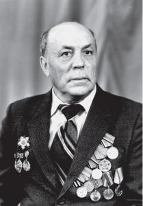 Василий Михайлович Лукьянов (Муром, ветеран войны)