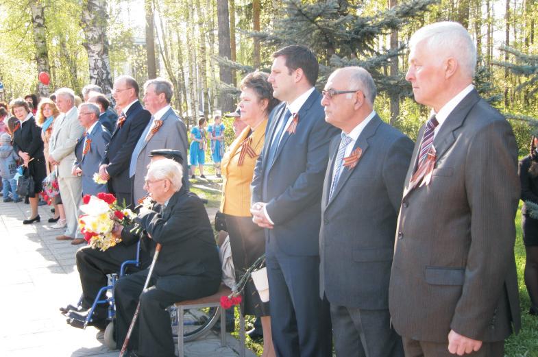 День победы на Вербовском 2014 (Муром)