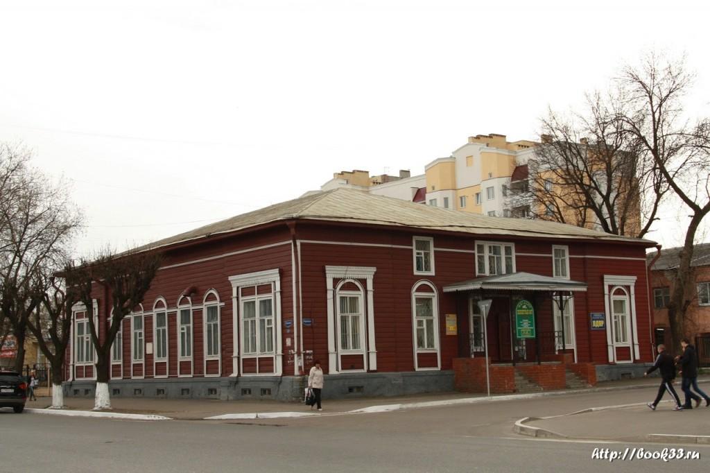 Муром, ул. Льва Толстого, 27. Дом Русакова 1890 г.