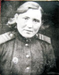 Прасковья Фёдоровна Гуревич (Муром, ветеран войны)