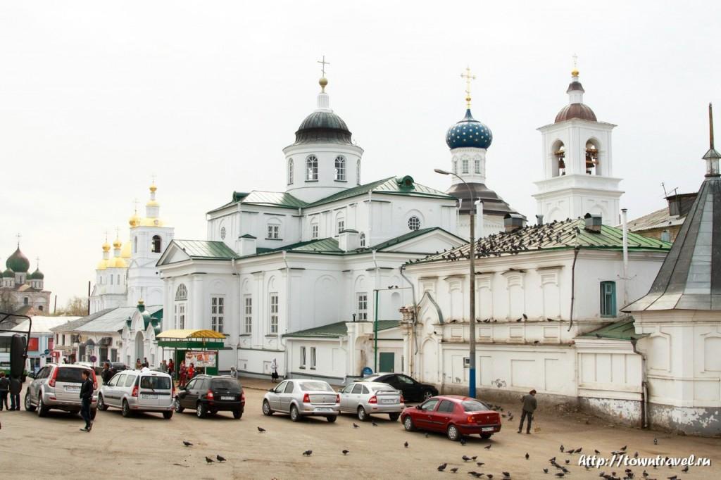 1675-Храмы-Арзамаса